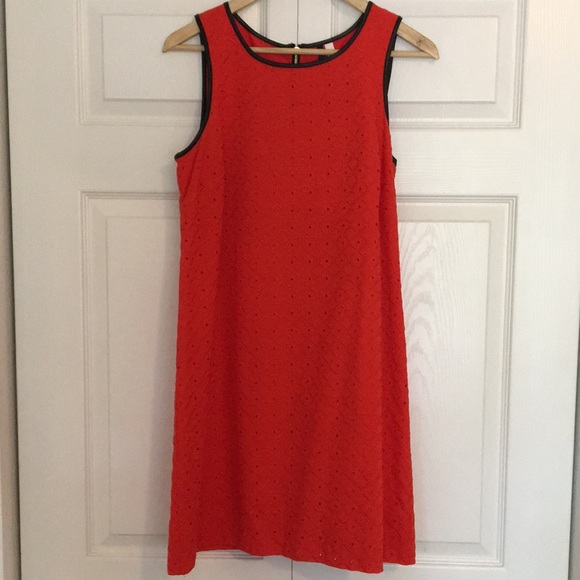 Kensie Dresses & Skirts - Kenzie Orange Mini Dress. Never worn! Size S
